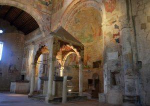 12. Tuscani, Basilika Santa Maria Maggiore