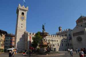 14. Trento, Zwischenstation auf der Heimfahrt